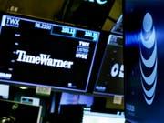 Ob AT&T die Firma Time Warner wirklich kaufen durfte - ist wieder offen. Das US-Justizministerium zieht einen entsprechenden Gerichtsentscheid weiter. (Bild: KEYSTONE/AP/RICHARD DREW)