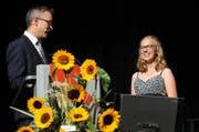 Lehrabschlussfeier in Altdorf. (Bild: Urs Hanhart, 5. Juli 2018)