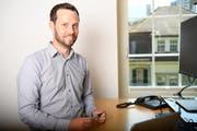 Mario Betschart leitet das Projekt «cool-bliibe.lu». (Bild: PD)