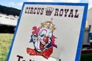 Nach dem Konkurs, wurde nun auch noch eine Strafanzeige im Fall Circus Royal eingereicht. (Bild: KEYSTONE/Walter Bieri)