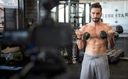 Gregory Dzemaili hat sich seinen beruflichen Traum mit einem eigenen Gym in Romanshorn erfüllt. (Bild: Reto Martin)