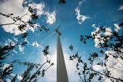 Die Windenergie könnte bis zu 15 Prozent des Ausserrhoder Stromverbrauchs decken. (Bild: Benjamin Manser)