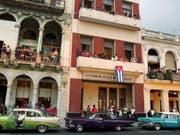 Kuba will mit einer neuen Verfassung sein Land auf Vordermann bringen. (Archivbild Havanna) (Bild: KEYSTONE/EPA EFE/ALEJANDRO ERNESTO)