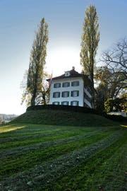 Das frühere Wohnhaus von Richard Wagner in Tribschen, heute ein Museum. (Bild: Nadia Schärli)