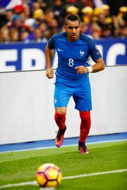 Frankreichs Dimitri Payet. (Bild: Keystone)