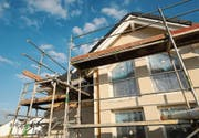 Für Gebäudesanierungen und andere Massnahmen stehen dieses Jahr 2,2 Millionen Franken zur Verfügung. (Bild: Fotolia/Bertol Werkmann)