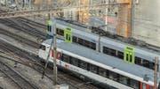 Die SBB wollen Fernverkehrskonzessionen nicht mit der BLS teilen. (Bild: Keystone)