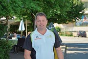 Trainer Marcel Erni gönnt sich und den Spielerinnen noch ein paar Tage Pause. (Bild: Beat Lanzendorfer)