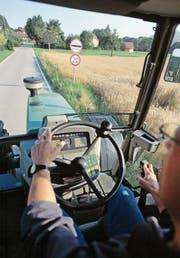 Rund 300 Schweizer Bauern sind in Deutschland aktiv. (Bild: Gaëtan Bally/Keystone)