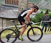 Thomas Litschers steiniger Weg führte in den letzten zwei Rennen aufwärts – er war sowohl im Val di Sole als auch in Valnord drittbester Schweizer im Weltcup. (Bild: Archiv/ys)