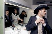 Der mit dem Cowboy-Hut: Count Gabba. Bild pd
