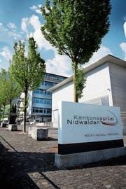 Die Zahl der Engelberger Patienten im Kantonsspital Nidwalden ist mehr oder weniger konstant. (Bild: Corinne Glanzmann (Stans, 2. August 2017))