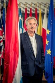 Jean Asselborn, Aussenminister von Luxemburg (Bild: David Klammer/Keystone (Luxemburg, 10. November 2017))