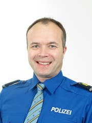 Gusti Planzer, Stabschef und Mediensprecher der Kantonspolizei Uri.(Bild: PD)