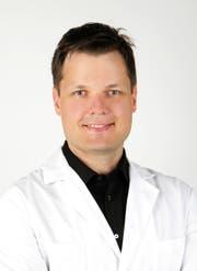 Sebastian Koch, Radiologe.