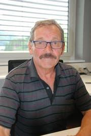 Noch heute arbeitet Heinz Güntensperger fleissig im Betrieb mit. (Bild: Emilie Jörgensen)