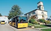 Ab Heiden werden künftig mehr Postautos nach St.Gallen verkehren. (Bild: APZ)