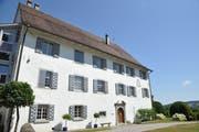 Schloss Gündelhart: Heute beherbergt das Gebäude vier Wohnungen.