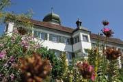 Schloss Herdern steht in der gleichnamigen Thurgauer Gemeinde. (Bilder: Sebastian Keller)