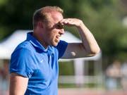 Hat mit dem FC Zürich noch Grosses vor: Chefcoach Ludovic Magnin (Bild: KEYSTONE/ALEXANDRA WEY)