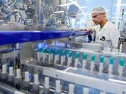 Der US-Medikamentenhersteller Merck senkt die Preise für gewisse Arzneien - teils um bis zu 60 Prozent. (Bild: KEYSTONE/LAURENT GILLIERON)