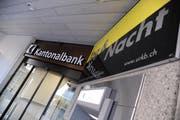 Die Urner Kantonalbank kann ein gutes Halbjahresergebnis präsentieren. (Bild: PD, 1. April 2016)