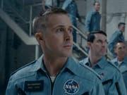 Ryan Gosling als Astronaut Neil Armstrong in Damien Chazelles Film «First Man», der am 29. August das Filmfestival Venedig eröffnet. (Pressebild) (Bild: Pressebild)