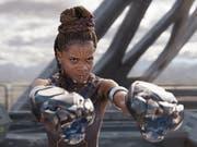 Letitia Wright als Shuri in der Verfilmung des Comics «Black Panther». Jetzt soll die Figur der Shuri auch einen eigenen Comic erhalten. (Pressebild) (Bild: Pressebild)
