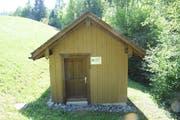 Die Quelle in Libingen liefert nur noch halb so viel Wasser. (Bild: Beat Lanzendorfer)