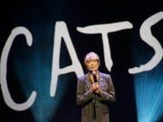 Die britische Choreografin Gillian Lynne des Erfolgs-Musicals «Cats» ist am 1. Juli 2018 in London im Alter von 92 Jahren gestorben. (Bild: Keystone/AP/CHRISTOPHE ENA)