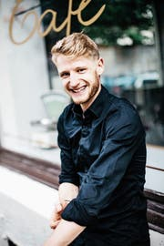 «Sei immer nett»: Musical-Darsteller Nicolo Soller aus Amriswil. (Bild: PD/Lenja Schultze)