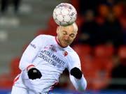 Marco Schneuwly geht neu für den FC Aarau auf Torejagd (Bild: KEYSTONE/LAURENT GILLIERON)