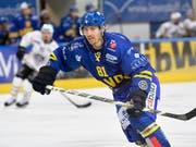 Anton Rödin wechselt in die NHL (Bild: KEYSTONE/GIAN EHRENZELLER)