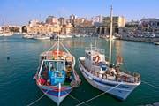 Auch Iraklion auf Kreta ist ein begehrtes Reiseziel. (Bild: Getty)
