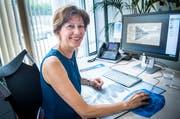 Yvonne Kesseli, Mitarbeiterin des Amts für Volksschule, leitete das Projekt «Thurgau du Heimat». (Bild: Andrea Stalder)
