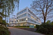 Der Hauptsitz der Glencore AG in Baar. Bild: (KEYSTONE/Martin Ruetschi)