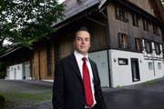 Zugerberg Finanz CEO Timo Dainese. (Bild: Werner Schelbert)