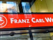 Schweizer Traditionsunternehmen in neuen Händen: Franz Carl Weber wird von einer Investorengruppe übernommen. (Bild: KEYSTONE/WALTER BIERI)