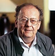 Der Schweizer Kinderarzt Beat Richner (71). (Bild: Gaetan Bally/Keystone)