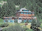 Das Hotel Bergsonne auf Rigi Kaltbad. (Bild: PD)