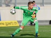 Am Samstag rollt der Ball wieder - Basel vertraut im Tor dem von Luzern gekommenen Jonas Omlin (Bild: KEYSTONE/ANTHONY ANEX)