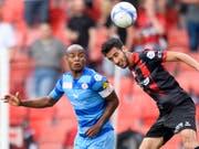 Silvio (hier noch im Dress des FC Winterthur gegen Xamax) traf zum Auftakt der Challenge League für Wil zweimal gegen seinen Ex-Klub (Bild: KEYSTONE/LAURENT GILLIERON)