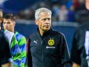 Trainer Lucien Favre besiegt in Chicago mit Dortmund den englischen Meister Manchester City (Bild: KEYSTONE/EPA/TANNEN MAURY)