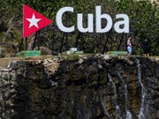 Im Garten des Hotels Nacional in Havanna (Aufnahmen vom April 2018). (Bild: KEYSTONE/AP/DESMOND BOYLAN)