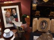 Zu seinem 70. Geburtstag am 14. November 2018 zeigt Prinz Charles in der Ausstellung «Prince and Patron» im Buckinghamplast auch Persönliches. (Bild: Keystone/EPA/ANDY RAIN)
