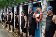 Britischen Humor gibt es auf dem Unterlehn am Freitag, 24. August, mit «Swimming with Men» zu sehen (Bild: PD)
