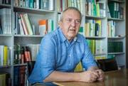 Marco Sacchetti ist Generalsekretär im Departement für Bau und Umwelt von Regierungsrätin Carmen Haag. (Bild: Andrea Stalder)