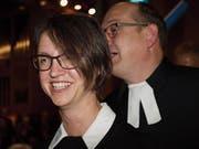 Pfarrerin Irmelin Drüner aus Kradolf. (Bild: Brunhilde Bergmann)