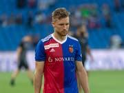 Nächster Rückschlag für Silvan Widmer - nach der Niederlage gegen St. Gallen das Forfait für die Champions-League-Qualifikation (Bild: KEYSTONE/GEORGIOS KEFALAS)