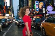 Melissa Sanley möchte in New York den Durchbruch schaffen. (Bild: PD)